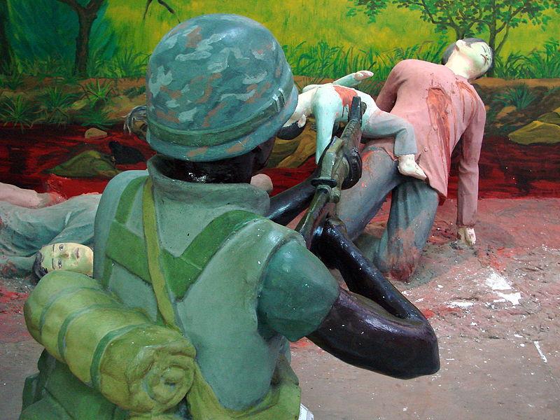 My Lai memorial site. Photo by Adam Jones adamjones.freeservers.com