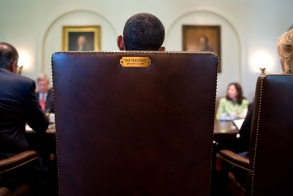 Obama chair