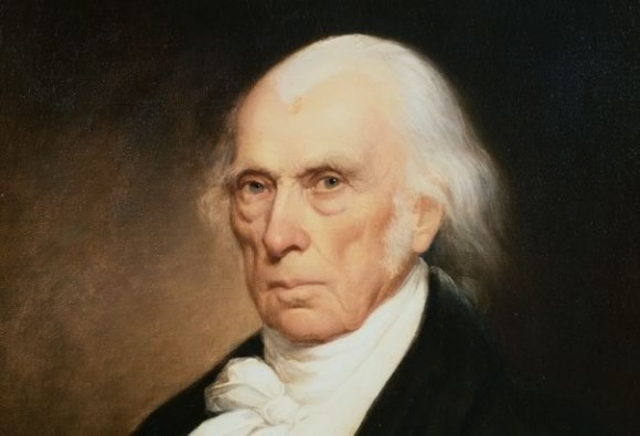 james-madison-painting