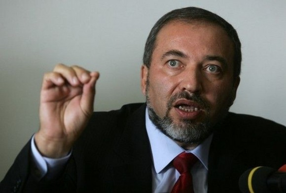 Avigdor Lieberman the head of ultra-nati