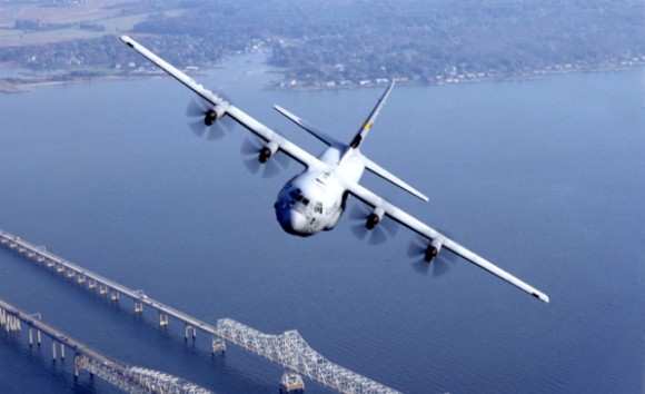 Lockheed Martin's C-130 transport plane, now under looser export controls
