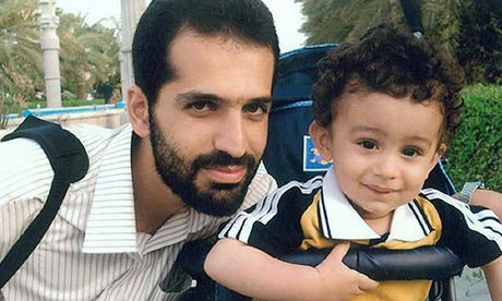 Iranian nuclear scientist Mostafa Ahmadi-Roshan with his son, was killed in January 2012