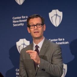 Former senior Obama official, Colin Kahl