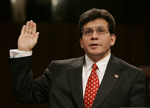 Image result for Alberto Gonzales images